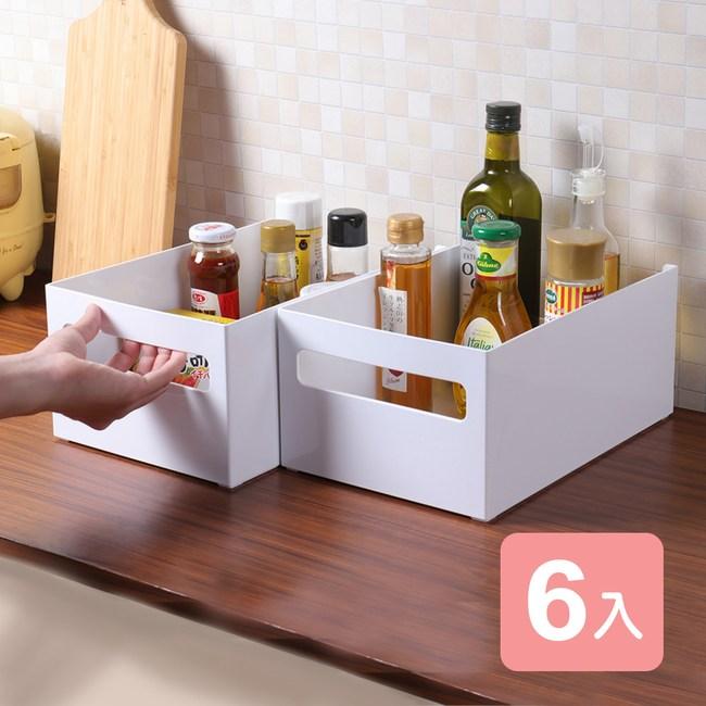 《真心良品》賀知分隔收納盒3.6L-6入組