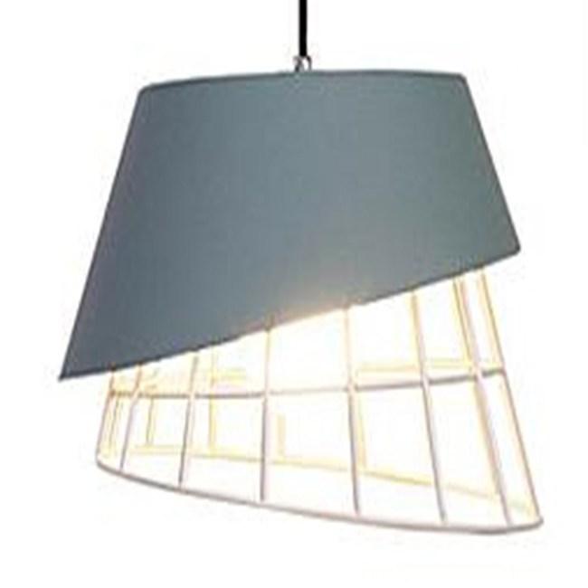 HONEY COMB 北歐風時尚單吊燈 藍灰色 TA7598R