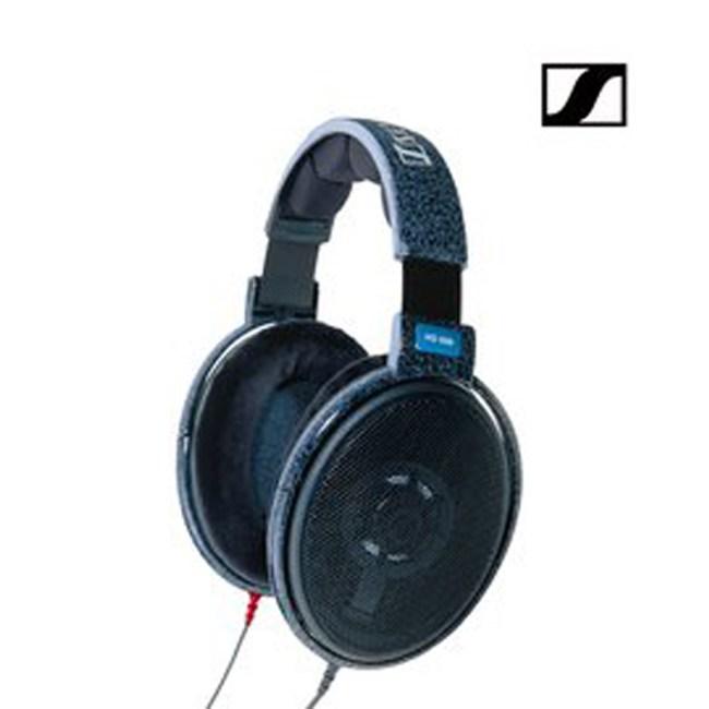 森海塞爾 Sennheiser HD 600 HiFi 旗艦耳罩式耳機