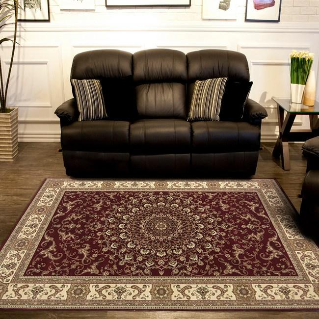 【山德力】卡洛林貴族地毯-萬花筒 240x340cm