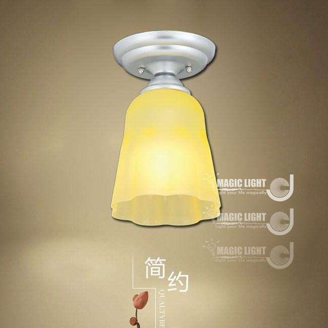 【光的魔法師 Magic Light】布丁吸頂燈 YELLOW 黃