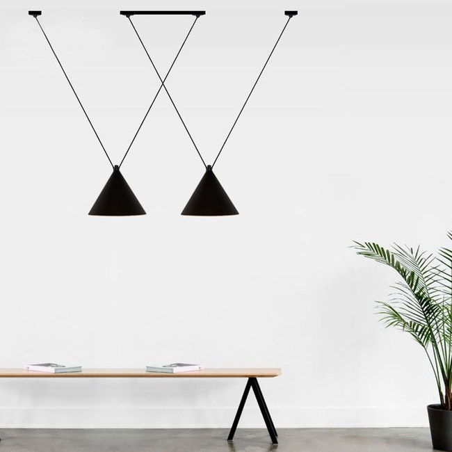 【obis】雙子星吊燈
