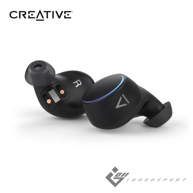 Creative Outlier Air 真無線藍牙耳機黑色