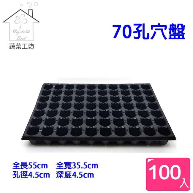 70孔穴盤100個/組