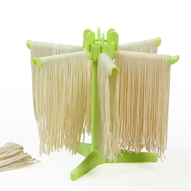 【PUSH!廚房用品】不沾黏晾麵架麵條架掛麵架(2入組)D22