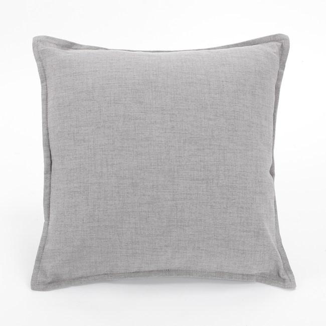 類丹寧平織抱枕45x45cm 灰