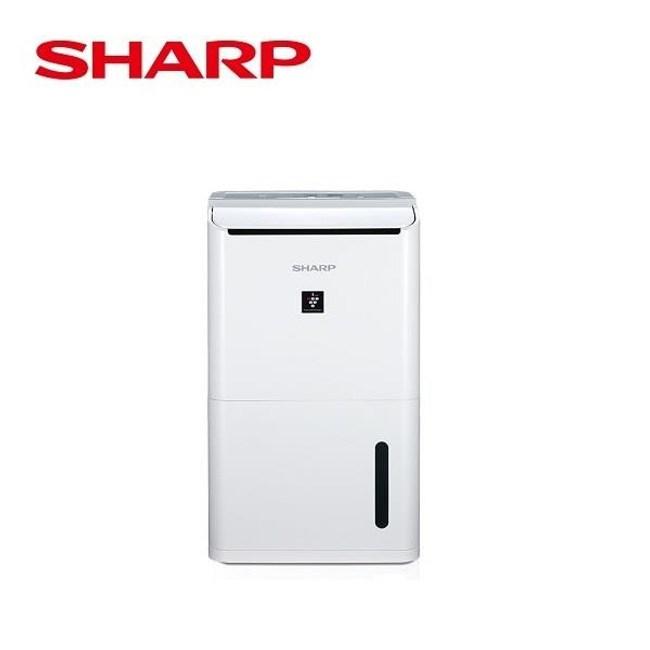 (限時促銷)SHARP夏普 8公升空氣清淨除濕機 DW-H8HT-W