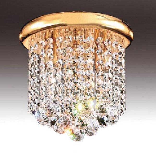 【大巨光】台製華麗風水晶燈_半吸頂燈-小(LW-09-0373)
