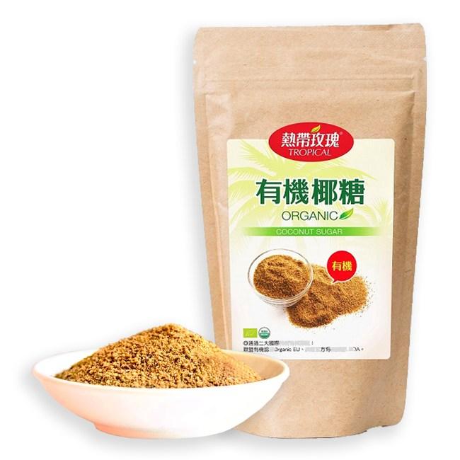 【幸福小胖】天然有機椰糖  6包(200公克/袋) 6包(200公克/袋)