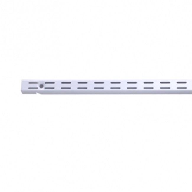 雅築壁掛式直立桿 198cm 白色