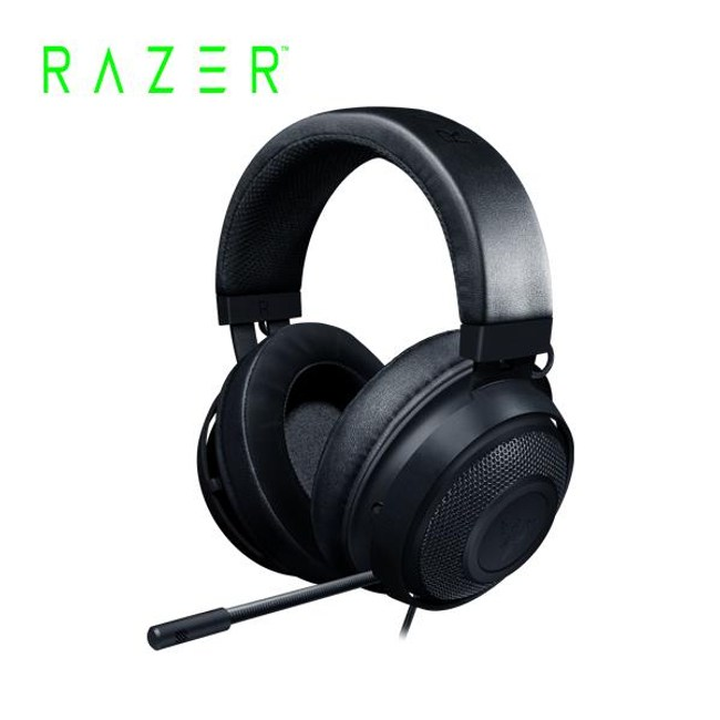 雷蛇Razer Kraken 北海巨妖-黑 電競耳機麥克風