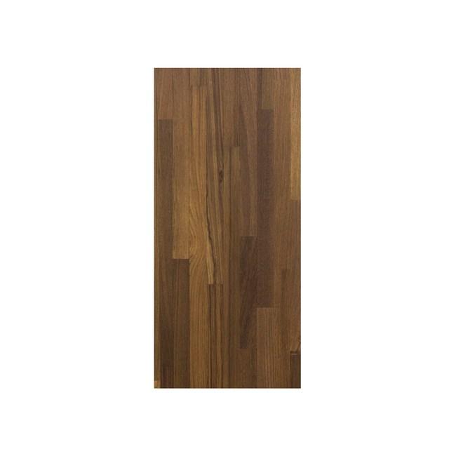 美耐面E1層板90x30x1.8cm-胡桃木拼接紋