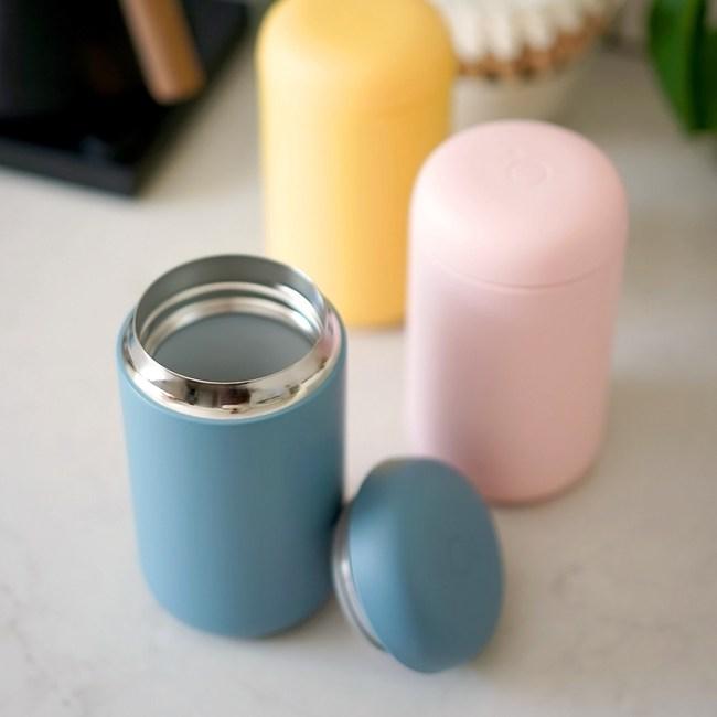 FELLOW Carter卡特陶瓷咖啡真空保溫瓶16oz-理光藍理光藍16oz