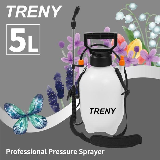 TRENY 氣壓式噴壺-5L