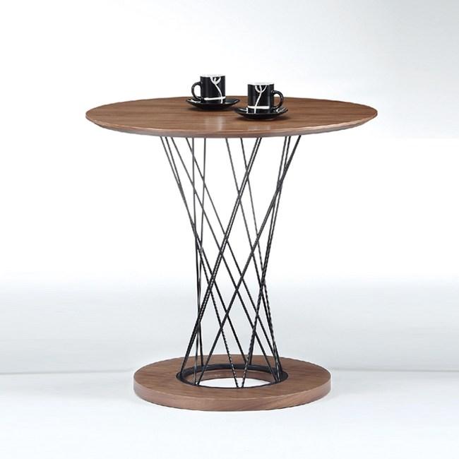 【YFS】索拉休閒桌-80x80x70cm
