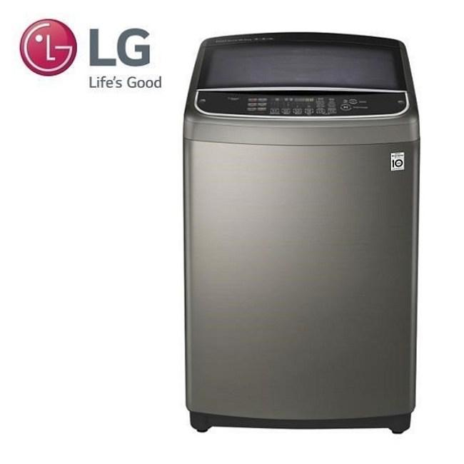 LG 16公斤變頻洗衣機 WT-D169VG (不鏽鋼銀)