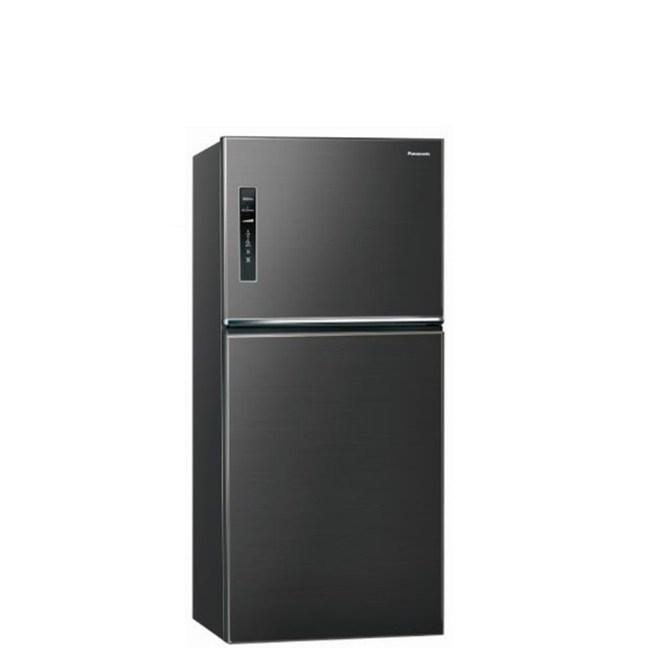 預購*國際牌650公升雙門變頻冰箱星耀黑NR-B659TV-A