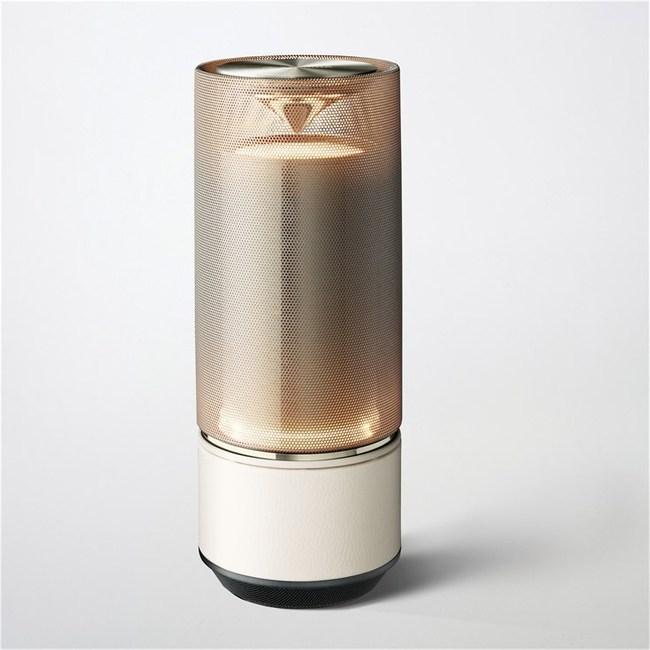 YAMAHA 可攜式藍牙音響喇叭 LSX-70 金