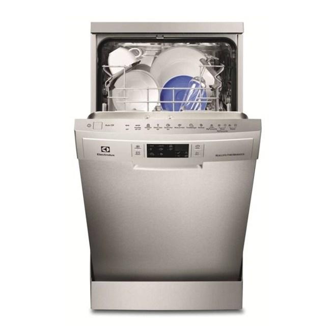 含基安裝 Electrolux 伊萊克斯 ESF4660ROX 獨立式45CM洗碗機