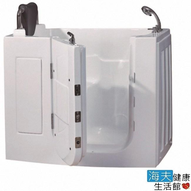 【海夫】開門式浴缸 108S-T 恆溫水柱按摩款110*63*92cm
