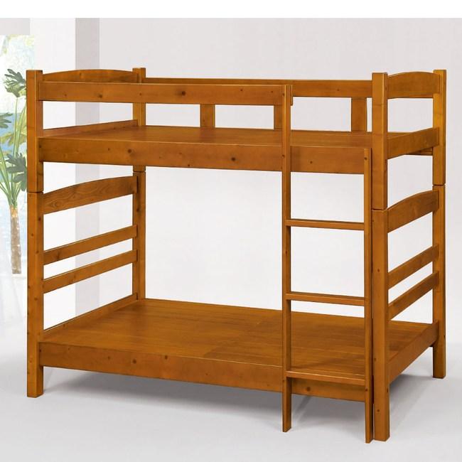 【MUNA 家居】丹尼3.3尺雙層床