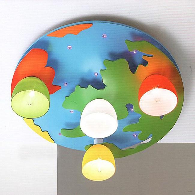 HONEY COMB 小小地球兒童吸頂燈 TA7052R