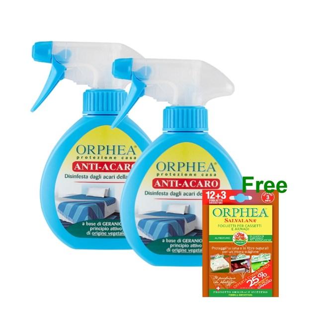 義大利原裝進口 ORPHE天竺葵花噴霧劑*2優惠組