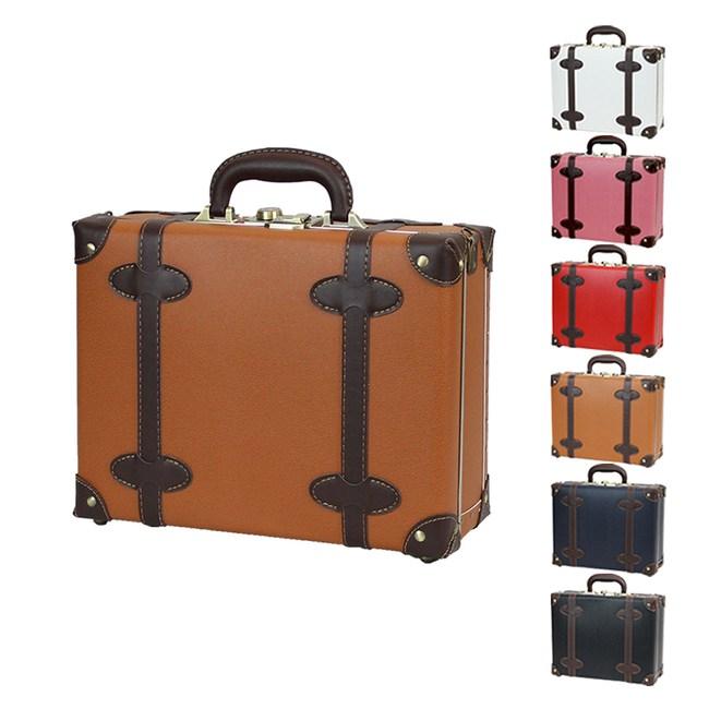 【MOIERG】Poeta青春史詩Suitcase(M-14吋)-6色white白