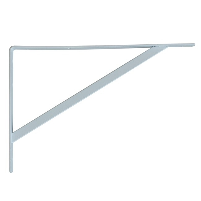 超重型板托 39.6x27cm白色款 深35公分層板適用