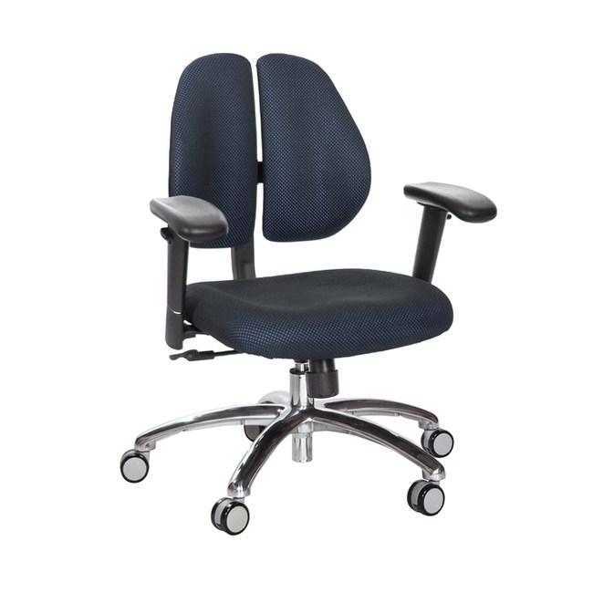 GXG 短背成泡 雙背椅 (鋁腳/升降滑面扶手)TW-2990 LU6#訂購備註顏色