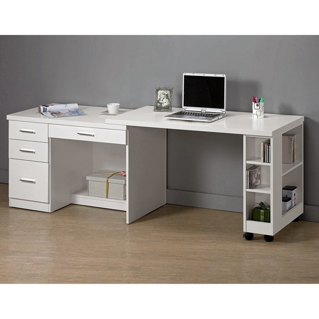 米洛斯4尺多功能書桌