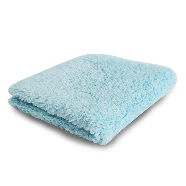 Lovel 7倍強效吸水抗菌超細纖維方巾(粉末藍)