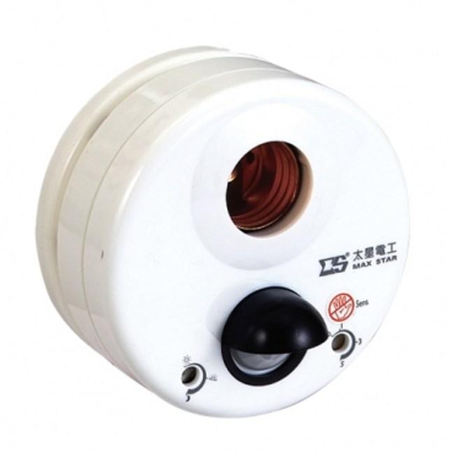 感應燈座組WDJ1