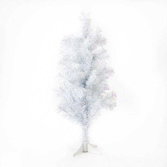 風格聖誕樹 奇幻白 60cm