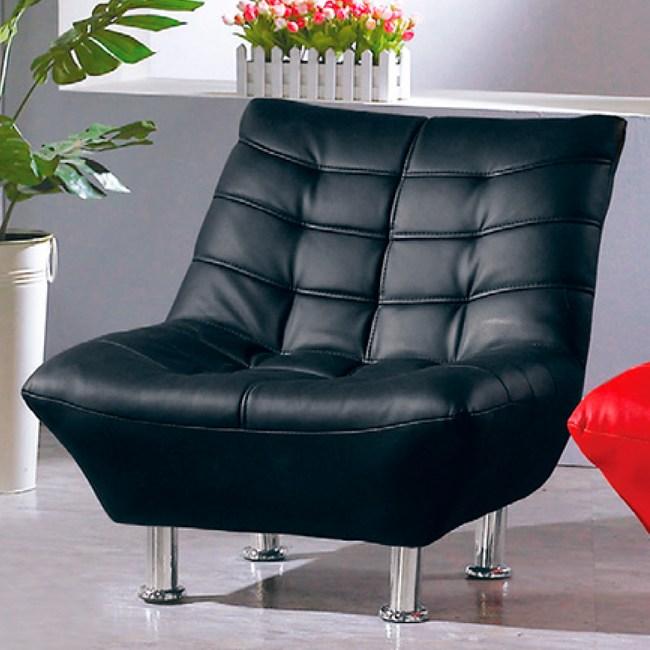 【YFS】格登休閒椅-67x62x67cm(三色可選)黑色