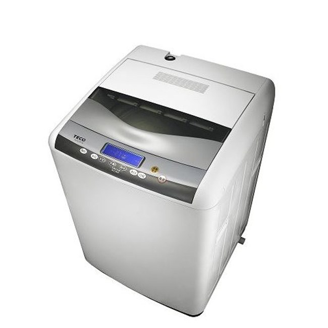 【TECO 東元】8公斤直立式定頻洗衣機W0838FW(不鏽)