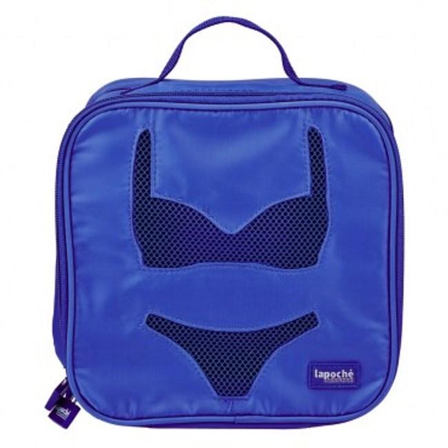 Lapoche 貼身衣物收納袋--藍