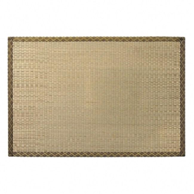 竹碳纖維榻榻米88x60x1.5公分(3入)