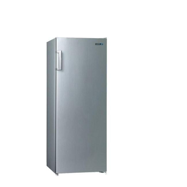 聲寶170公升直立式冷凍櫃SRF-171F