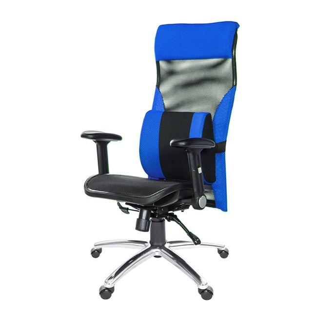 GXG 高背電腦椅 (摺疊扶手/大腰枕)TW-170 LUA1#訂購備註顏色