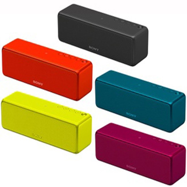 SONY 可攜式無線藍牙喇叭 SRS-HG1 (黃)