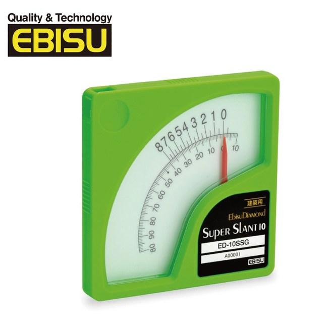 【日本EBISU】方塊指針式 角度儀