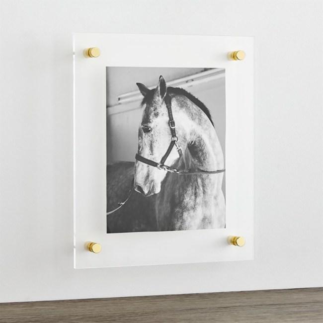 Crate&Barrel Acrylic 相框 12