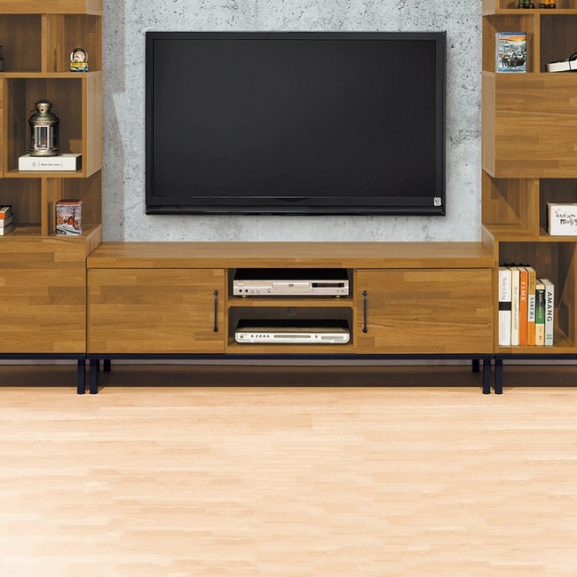【YFS】愛麗絲5尺電視櫃-151.2x40x49cm
