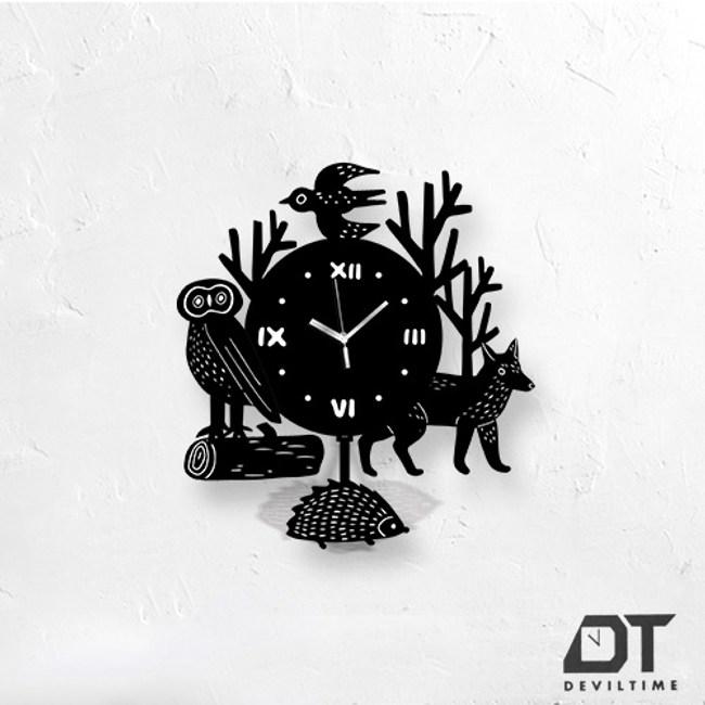 DT Time搖擺木質系列 - 森林樂園