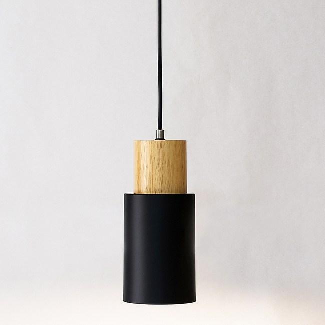 HONEY COMB 北歐風原木金屬單吊燈TA0567R