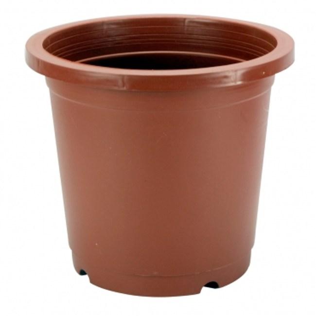 L030 7寸栽植盆(磚紅)