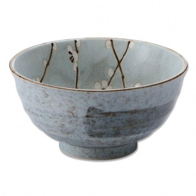 日本白梅麵碗17.5cm (7吋)