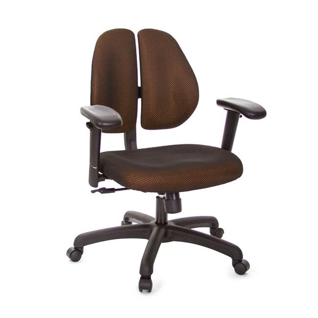 GXG 短背成泡 雙背椅 (升降滑面扶手)TW-2990 E6#訂購備註顏色