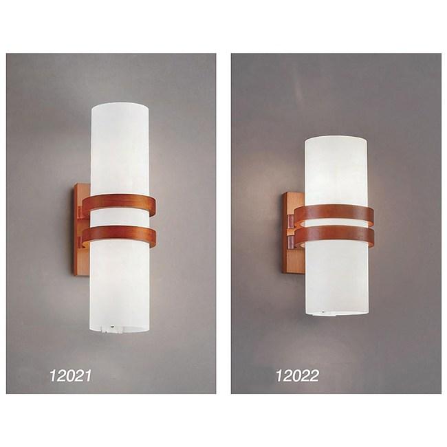 【PW居家燈飾】 北歐簡約壁燈/雙燈 橫式/直式安裝均可